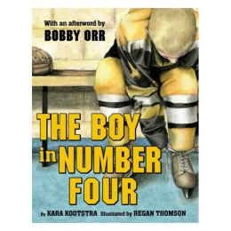 Kara Kootstra The Boy in Number Four (Hardcover)