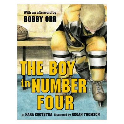 The Boy in Number Four (Hardcover)