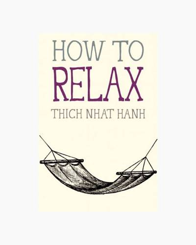 How to Relax (Paperback)