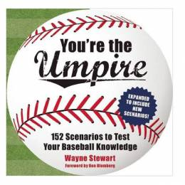 Wayne Stewart You're the Umpire (Paperback)