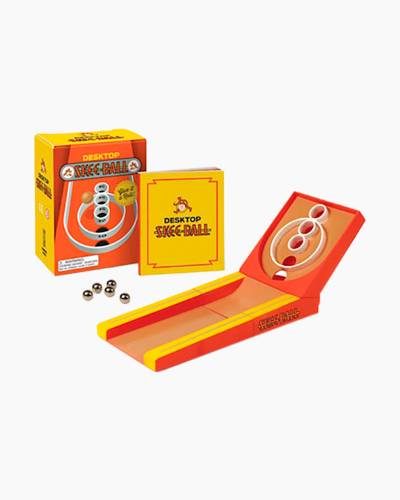 Desktop Skee-Ball Game