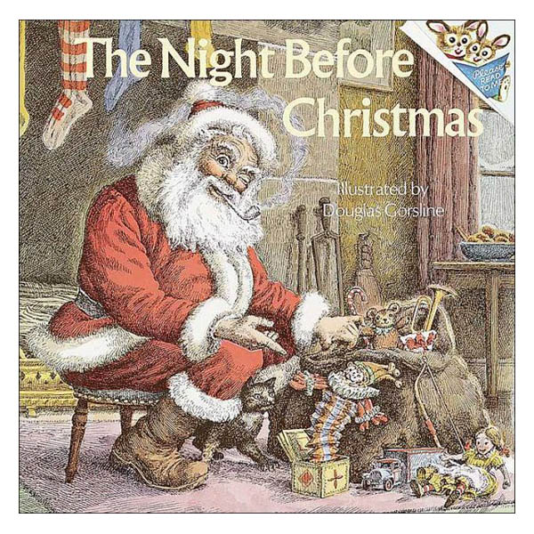 Clement C. Moore The Night Before Christmas (Paperback)
