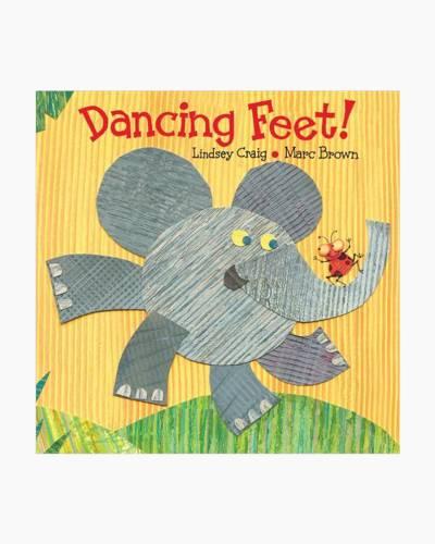 Dancing Feet! Board Book