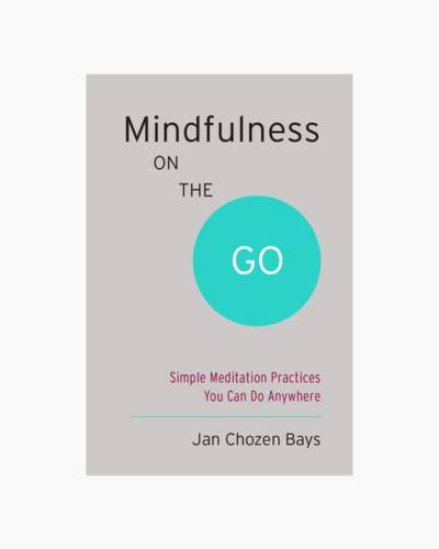 Mindfulness on the Go (Shambhala Pocket Classic): Simple Meditation Practices You Can Do Anywhere (P