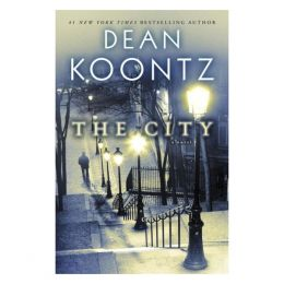 Dean Koontz The City (Signed Hardcover Edition)