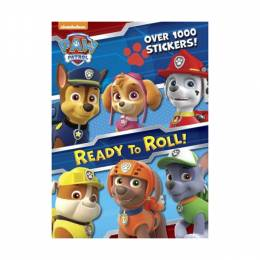 Golden Books Ready To Roll! (Paw Patrol) (Paperback)