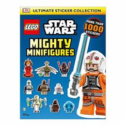 DK Publishing Ultimate Sticker Collection: LEGO Star Wars: Mighty Minifigures (Paperback)