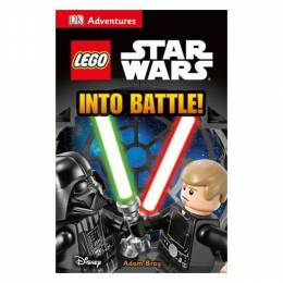 DK Publishing DK Adventures: LEGO Star Wars: Into Battle! (Paperback)