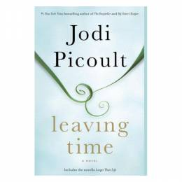 Jodi Picoult Leaving Time (Paperback)