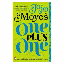 Jojo Moyes One Plus One (Hardcover)