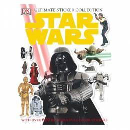 David Pickering Ultimate Sticker Collection: Star Wars (Paperback)