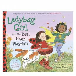 David Soman Ladybug Girl and the Best Ever Playdate