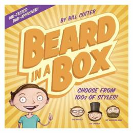 Bill Cotter Beard in a Box (Hardcover)