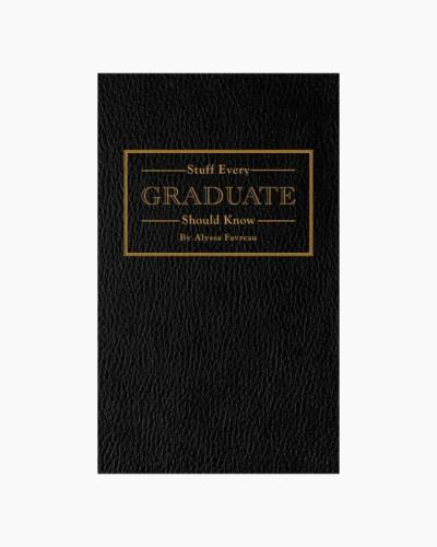 Stuff Every Graduate Should Know (Hardcover)