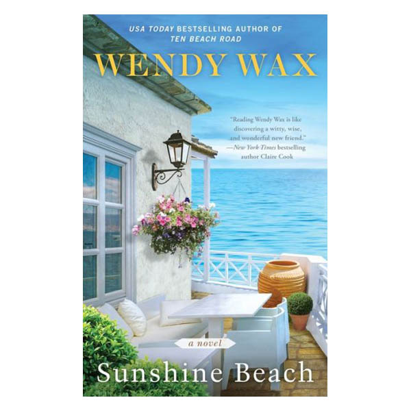 Wendy Wax Sunshine Beach (Ten Beach Road Series #4) (Paperback)