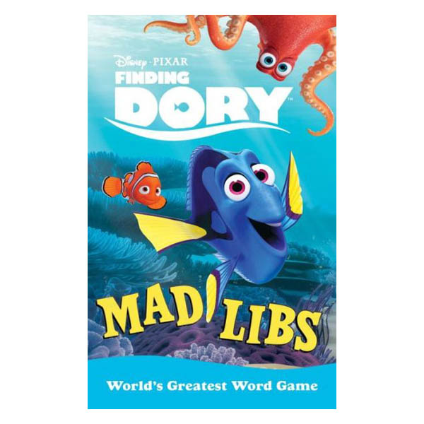 Mickie Matheis Finding Dory Mad Libs (Paperback)