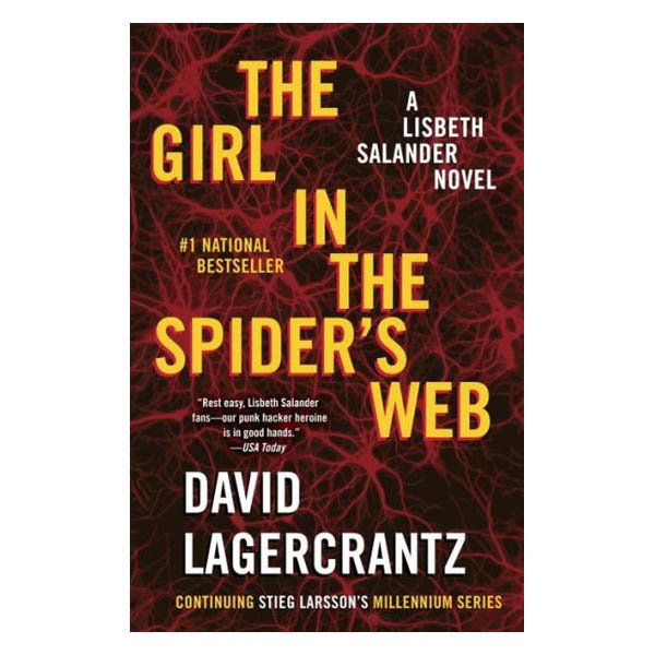 David Lagercrantz The Girl in the Spider's Web (Millennium Series #4) (Paperback)