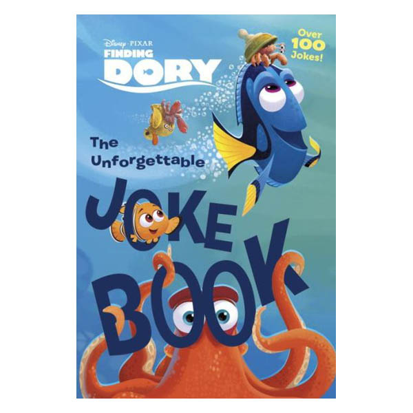 RH Disney The Unforgettable Joke Book (Disney/Pixar Finding Dory) (Paperback)