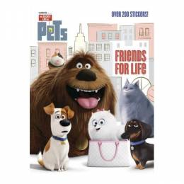 Golden Books Friends for Life (Secret Life of Pets) (Paperback)