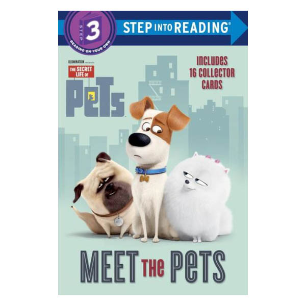 Random House Meet the Pets (Secret Life of Pets) (Paperback)