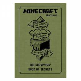 Stephanie Milton Minecraft: The Survivors' Book of Secrets: An Official Mojang Book (Hardcover)
