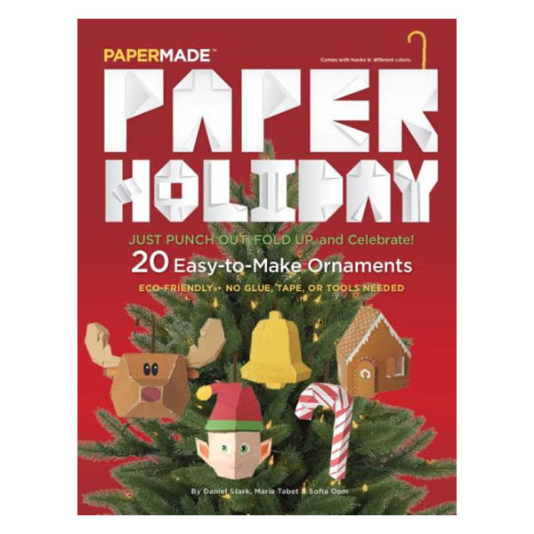 Papermade Paper Holiday (Paperback)