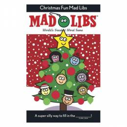 Roger Price Christmas Fun Mad Libs: Deluxe Edition (Paperback)