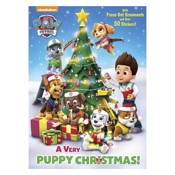 Golden Books A Very Puppy Christmas! (PAW Patrol) (Paperback)