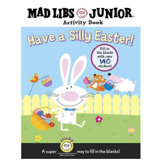 Have a Silly Easter! Mad Libs Junior (Paperback)
