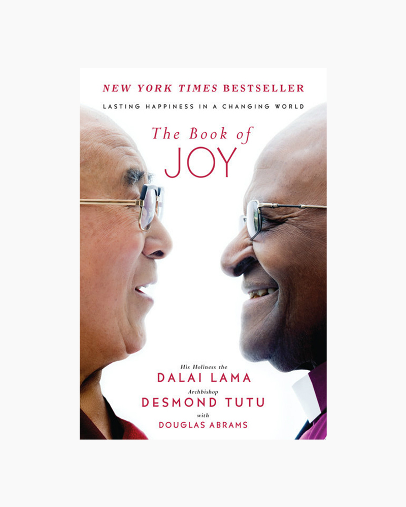 Dalai Lama The Book of Joy: Lasting Happiness in a Changing World (Hardcover)