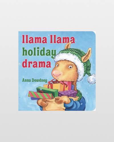 Llama Llama Holiday Drama (Board Book)