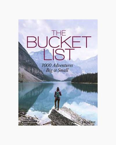 The Bucket List: 1000 Adventures Big and Small (Hardcover)