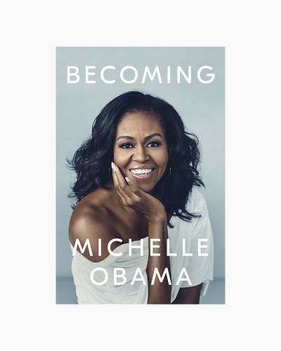 Becoming Michelle Obama (Hardcover)