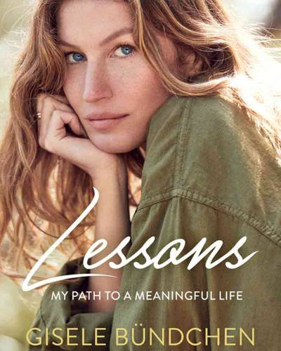 Lessons: My Path to a Meaningful Life (Hardcover)
