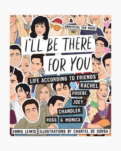 I'll Be There For You (Hardcover)