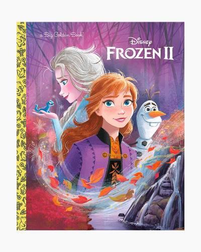 Disney's Frozen 2 Big Golden Book