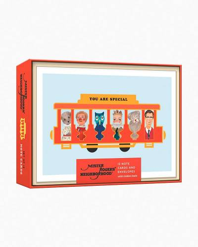 Mister Rogers' Neighborhood Boxed Notes Set