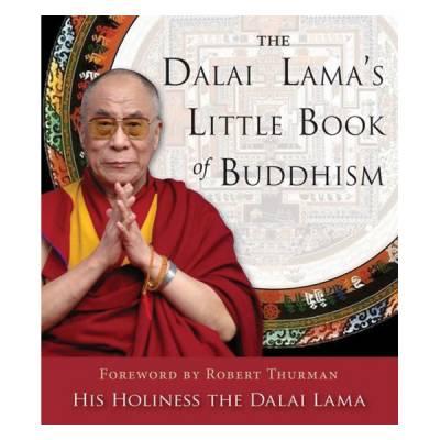 The Dalai Lama's Little Book of Buddhism (Paperback)