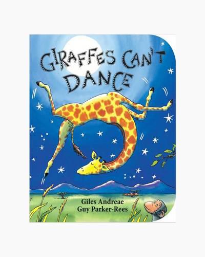 Giraffes Can't Dance Board Book