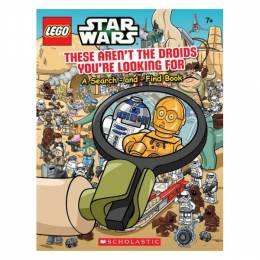 Ameet Studio LEGO Star Wars: These Aren't the Droids You're Looking For (Paperback)