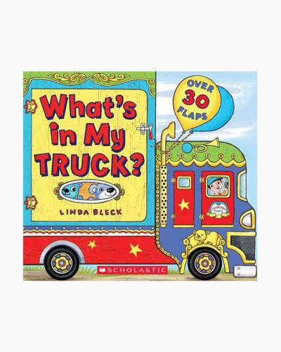 What's in My Truck? Board Book