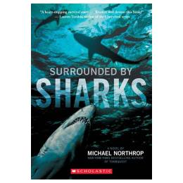 Michael Northrop Surrounded by Sharks (Paperback)