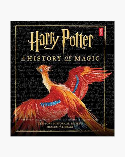 Harry Potter: A History of Magic (American Edition) (Hardcover)