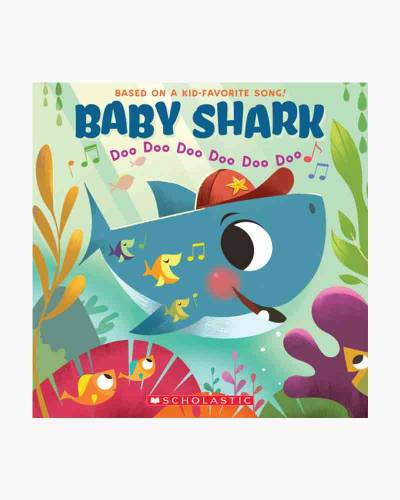 Baby Shark Storybook