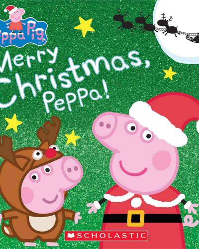 Merry Christmas, Peppa! (Paperback)