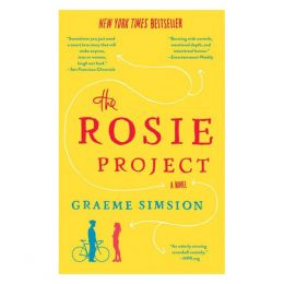 Graeme Simsion The Rosie Project (Paperback)