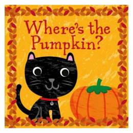 Frankie Jones Where's the Pumpkin? (Board Book)