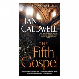 Ian Caldwell The Fifth Gospel (Paperback)