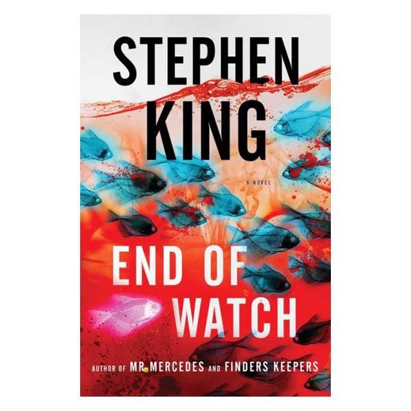 Stephen King End of Watch (Bill Hodges Series #3) (Hardcover)