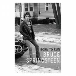 Bruce Springsteen Born to Run (Hardcover)